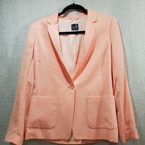 A|X Armani Exchange Peach Blazer